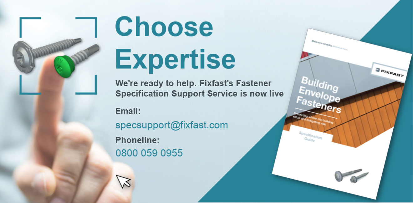 Fixfast Specification Support Service