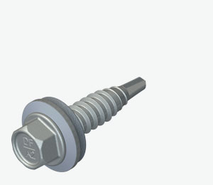 A2 304 stainless steel hex head stitching fasteners