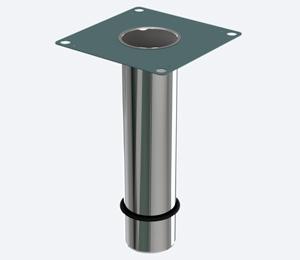 FloDrain™ outlet - plain flange