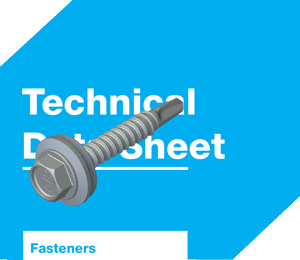 DrillFast® A2/304 grade stainless steel fasteners datasheets