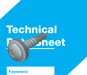 DrillFast® A4/316 grade stainless steel fasteners datasheets