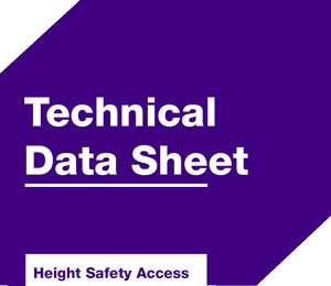 Height safety and access datasheets