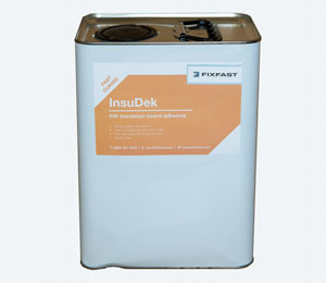 InsuDek PIH insulation board adhesive