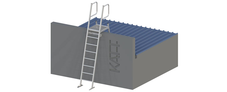 KATT modular access ladder <span>overview</span>