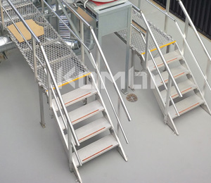 KOMBI® Modular stair and platform access <span>system</span>