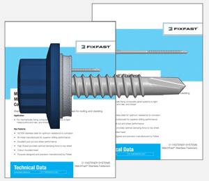 MatchFast&reg; A2/304 grade stainless steel fasteners <span>datasheets</span>