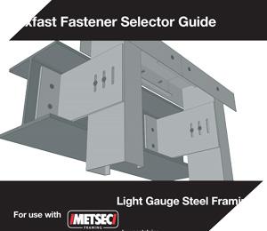 Metsec selector guide