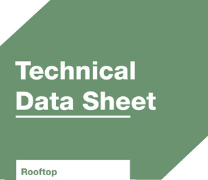 Rooftop products datasheets