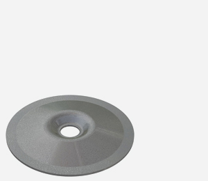 Spreader plates for membrane attachment
