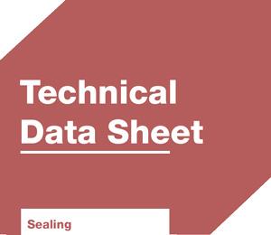 Sealing products datasheets