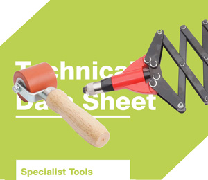 Hand tools datasheets