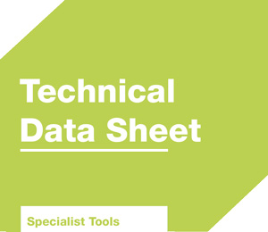 Specialist tools datasheets