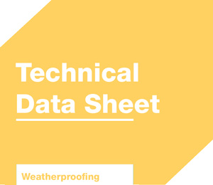 Weatherproofing products datasheets