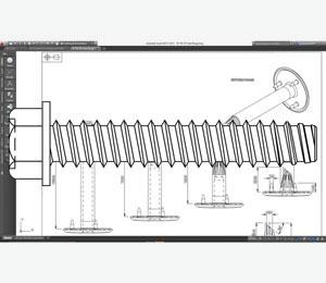TapFast HCR fastener CAD <span>drawings</span>