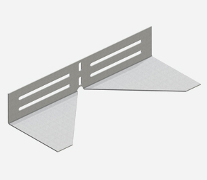 EdgeGuard™ angle connectors