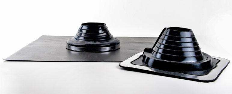 V-Seal pipe <span>flashings</span>