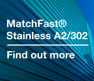 MatchFast® Stainless A2/304 - About the range