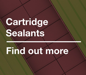 Cartridge Sealants - About the range