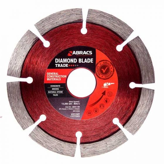 General purpose diamond blades