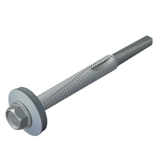 DrillFast® Stainless mainfix fastener, with A19 washer