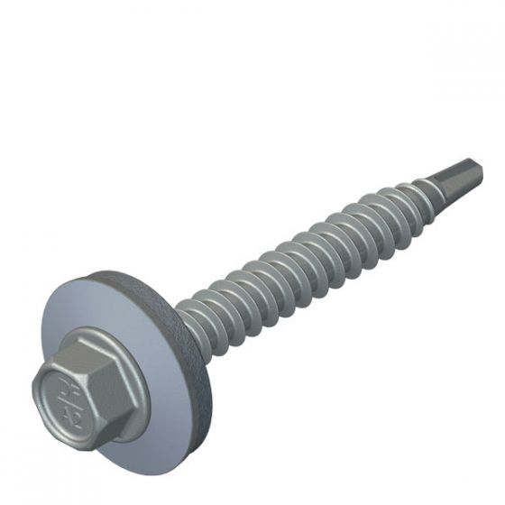 DrillFast® Stainless A2/304 halter fasteners for timber - A19 washer