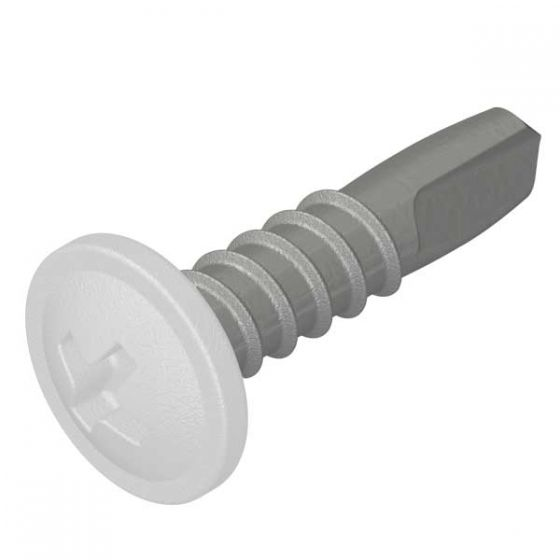 DrillFast® Lacquered clip fix fastener