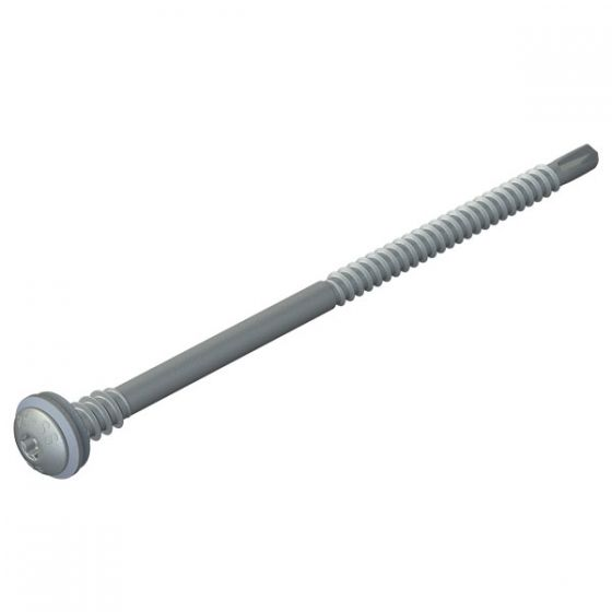 DrillFast® Stainless low profile composite panel fasteners, S15 washer