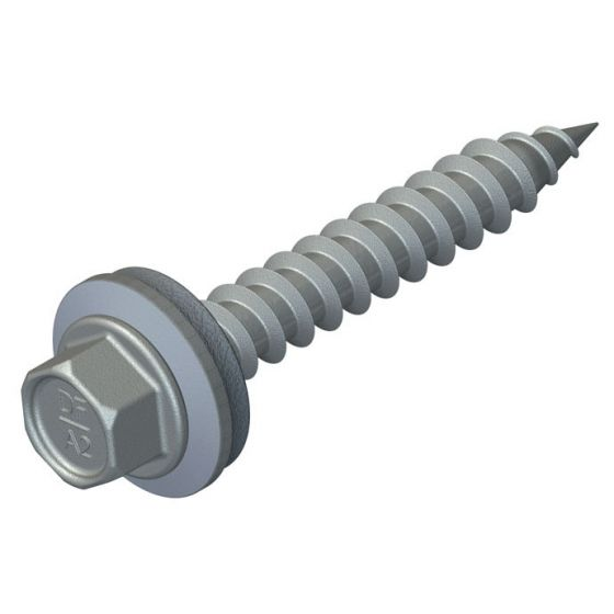 DrillFast® Stainless mainfix fasteners for timber, A15 washer