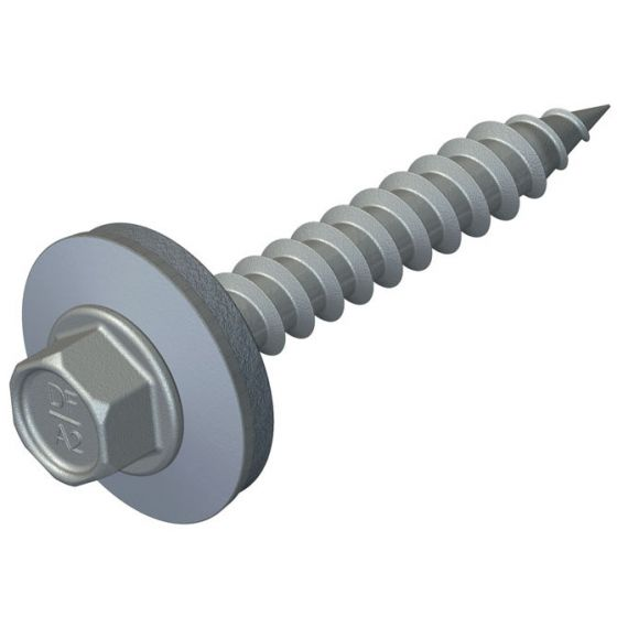 DrillFast® Stainless mainfix fasteners for timber, A19 washer