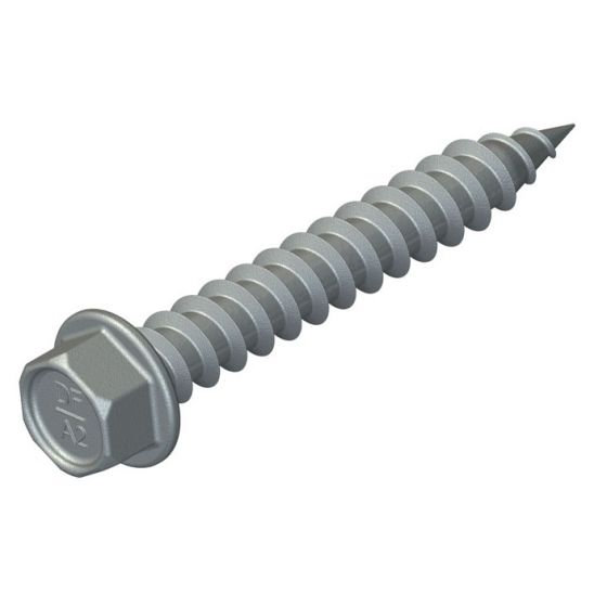 DrillFast® Stainless mainfix fasteners for timber, no washer