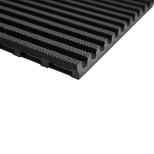 DukMat® PVC rooftop walkway - Black