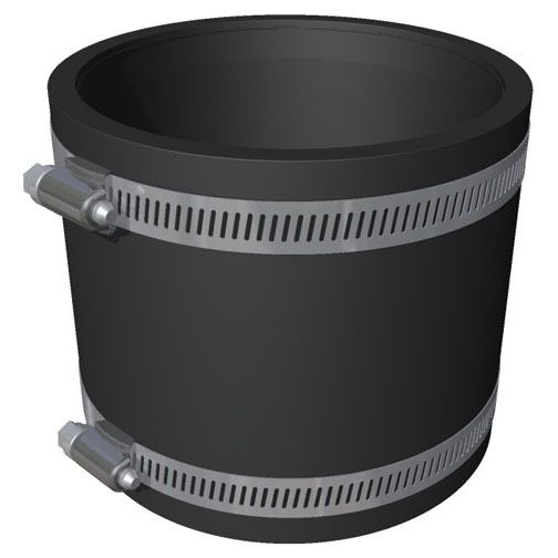 Flexible pipe couplings
