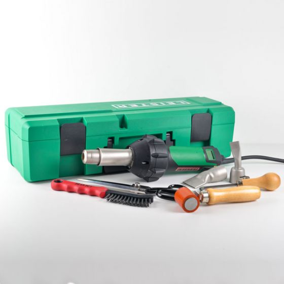 Leister heat welder kit - TRIAC AT