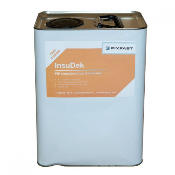 InsuDek® insulation adhesive