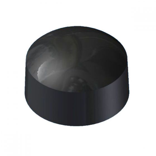 Rubber sealing cap