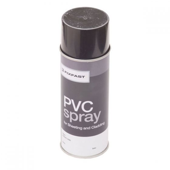 PVC spray touch up paint