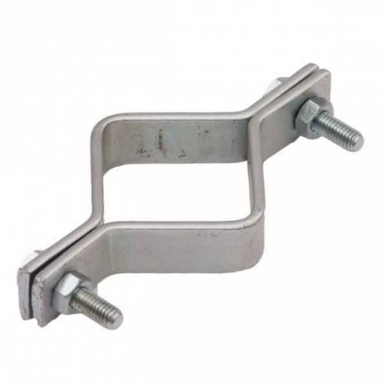 Galvanised clips