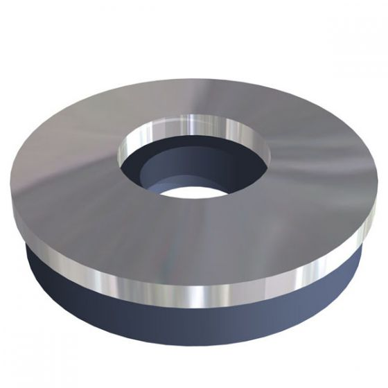 10mm diameter aluminium bonded washers