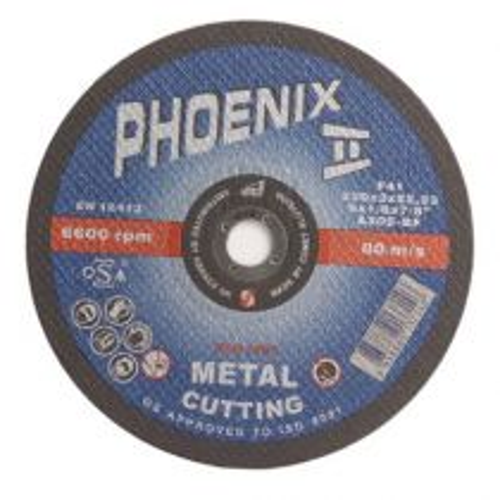 230mm standard metal cutting disc