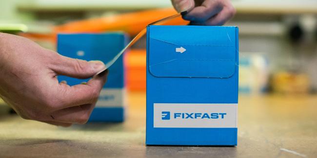 Fixfast packaging