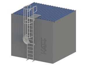 RL40 KATT ladders