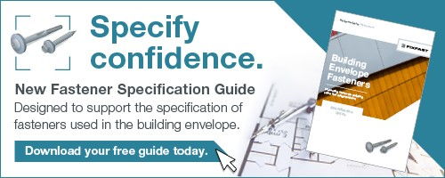 Fixfast specification guide front cover