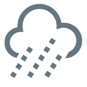 Fixfast rainwater calculation icon